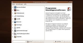 Ubuntu läuft