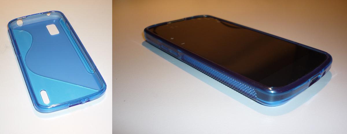 Bumper mit Nexus 4