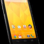 Nexus 4 – das Google Smartphone